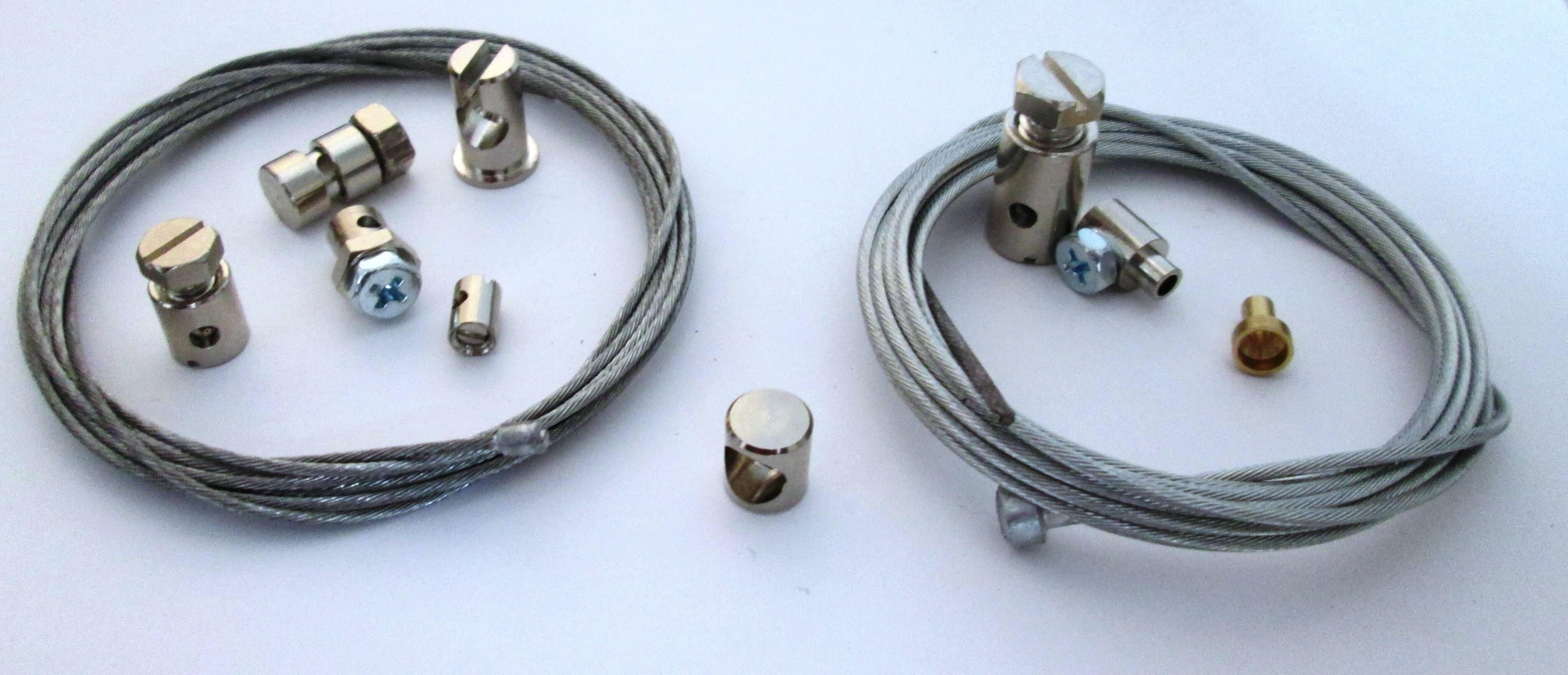 Cable Repair Kit : Cableman adjuster