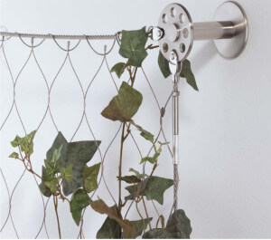 Creeper Plant Cable Netting