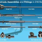 Various Balustrade Fittings