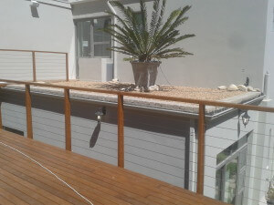 Outdoor Deck Balustrade 2